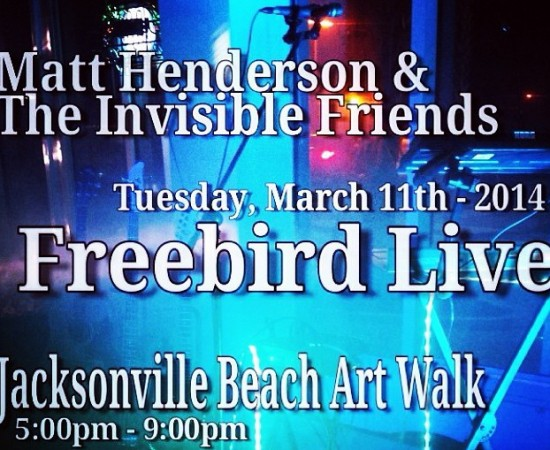 JAX BEACH ARTWALK   * Free Show *