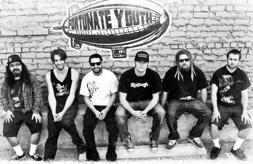 FORTUNATE YOUTH with The Steppas – Ashes of Babylon – Ease Up – Jahmen
