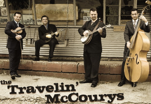 THE TRAVELIN' MCCOURYS with Billy Nershi (of String Cheese Incident)