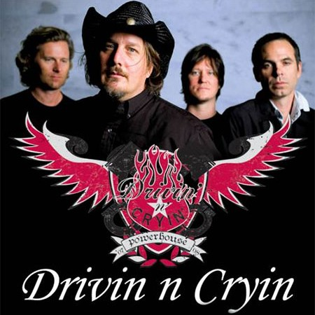 DRIVIN' N CRYIN' with Bryce Alastair Band