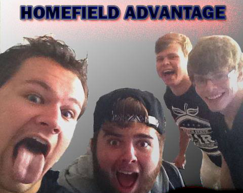 HOMEFIELD ADVANTAGE with Lake Disney – Nick Bryant