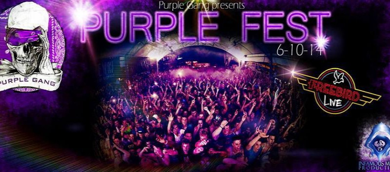 PURPLE FEST with G Mayn Frost – Askmeificare – XXIIL – Legit – Infamous