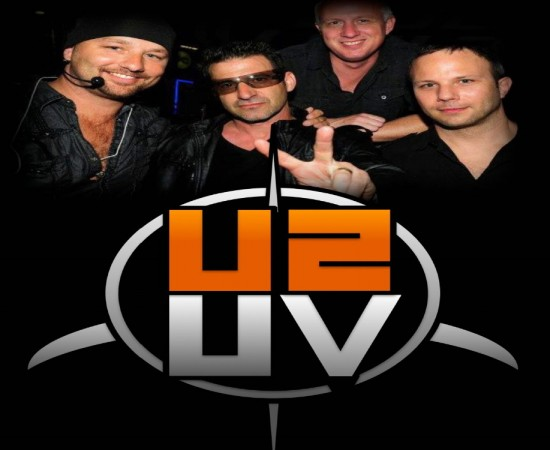 U2 BY UV  [U2 Tribute]