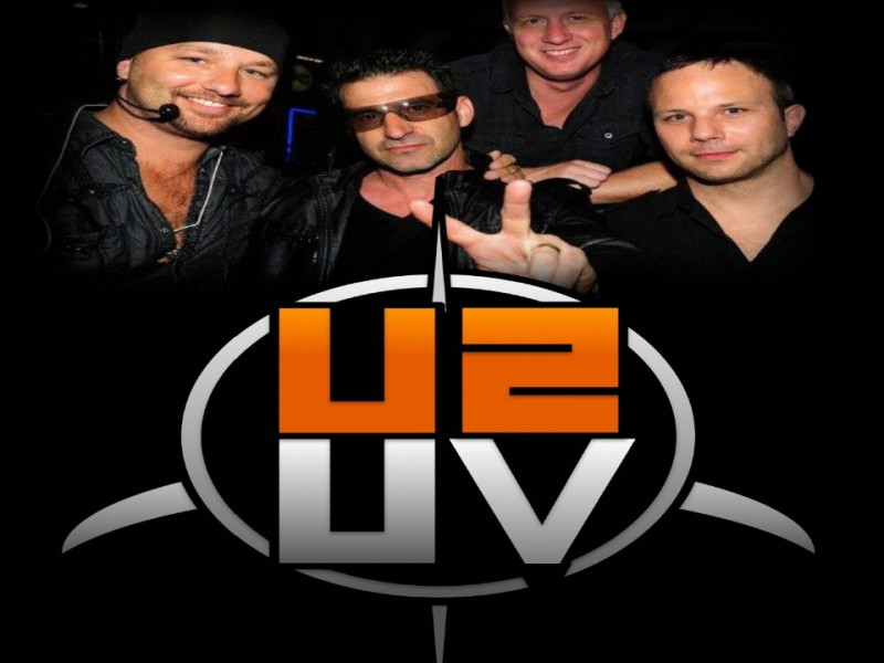U2 BY UV  [U2 Tribute] with OuterEdge