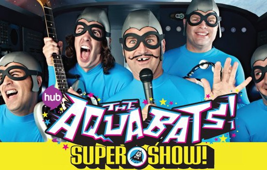 AQUABATS with Koo Koo Kanga Roo