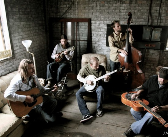 GREENSKY BLUEGRASS with Have Gun Will Travel