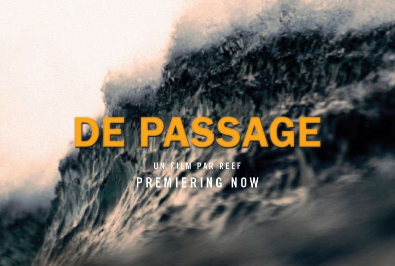 REEF MOVIE PREMIER of DE PASSAGE with Taylor Knox – Braided Sun – Hoyle