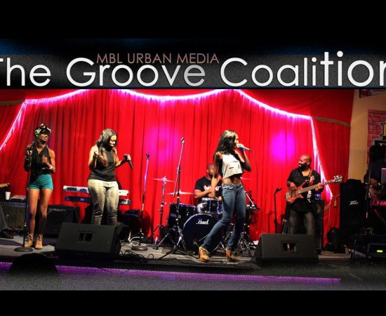 THE GROOVE COALITION with Stank Sauce – Emma Moseley Band – Chelsea Saddler