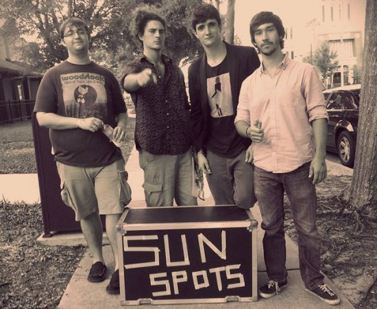 SUNSPOTS with Emma Moseley Band – A Selfless Lot – Joel Wiltgen