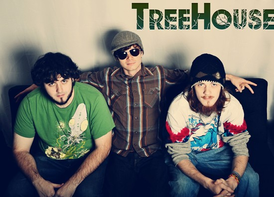"TREEHOUSE! with Dalton Stanley Band – Roots Of A Rebellion ""ROAR"""
