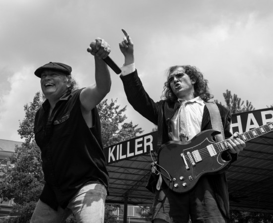SHOT DOWN IN FLAMES  (The AC/DC Tribute) with Eviction