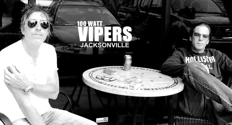 100 WATT VIPERS with The SunPilots – Higher Ground