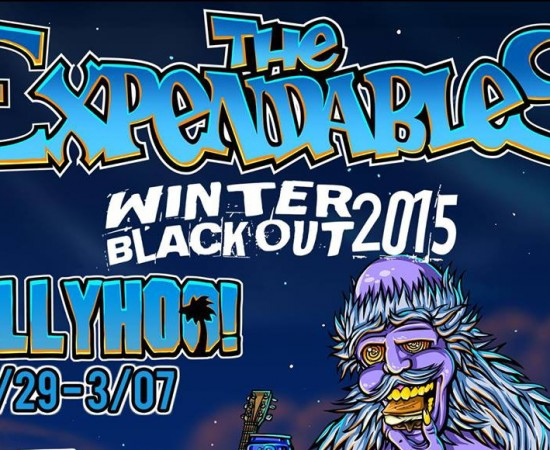 THE EXPENDABLES with Ballyhoo! – Katastro