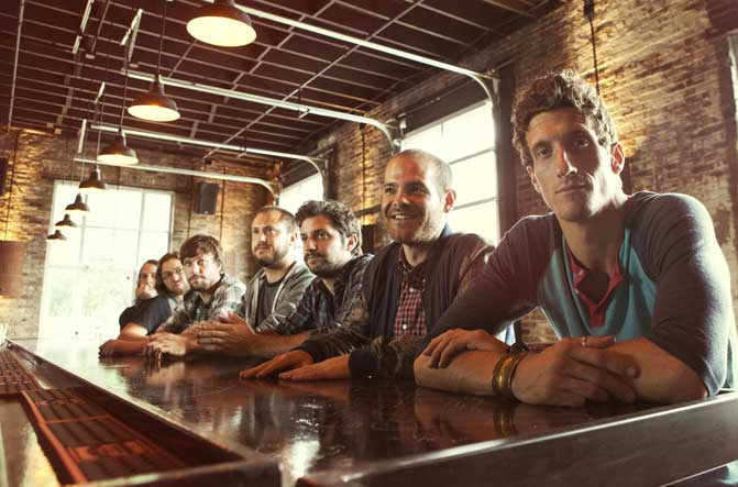 THE REVIVALISTS with Bobby Lee Rodgers