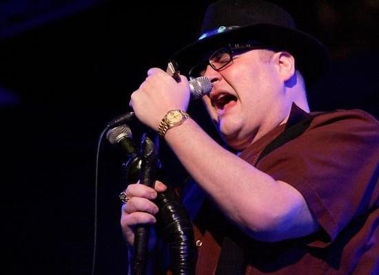 JOHN POPPER of Blues Traveler with WHISKY BENT