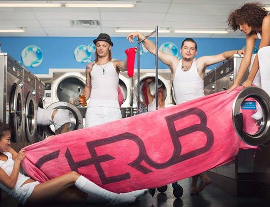 *SOLD OUT* – CHERUB with Mystery Skulls – ForteBowie
