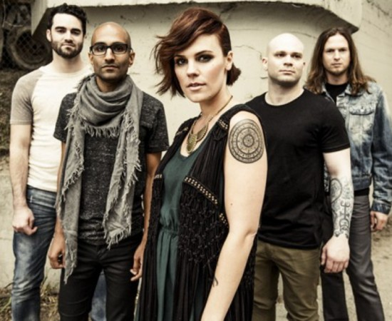 """FLYLEAF """"Revolver's Hottest Chicks in Hard Rock Tour"""" with Fit For Rivals – Diamante – Falling For Scarlet"""