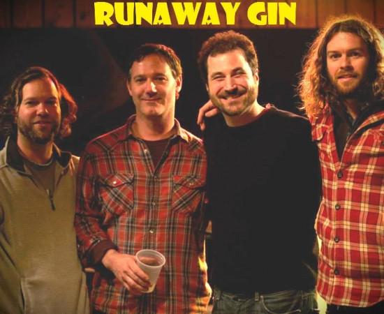 RUNAWAY GIN  (A Tribute To PHISH)