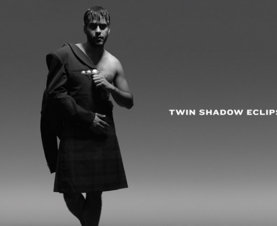 TWIN SHADOW with LOLAWOLF