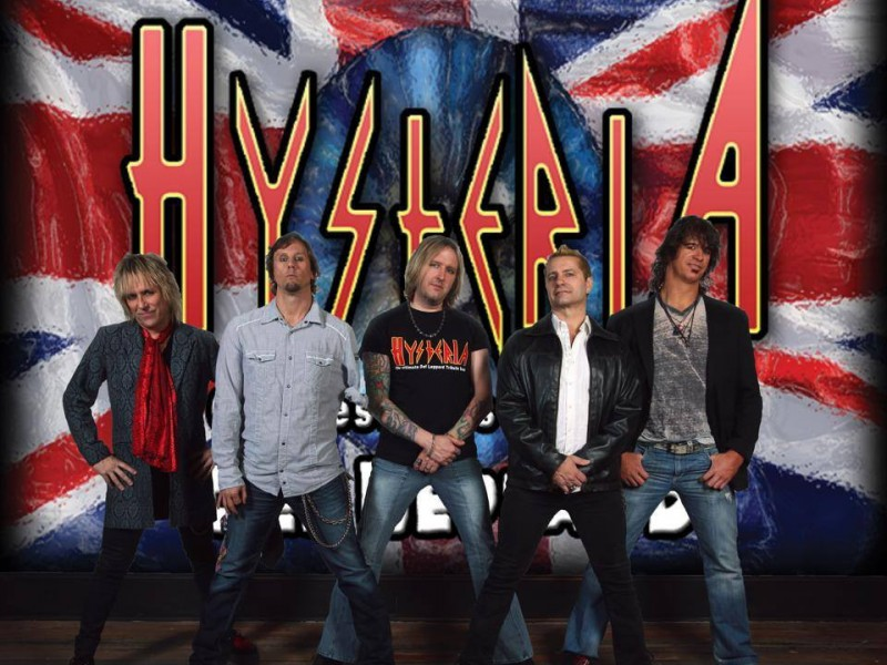 HYSTERIA with Medal Militia