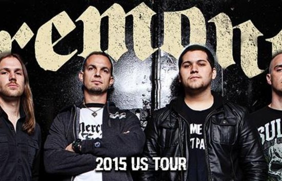 TREMONTI with Allele – Mindslip