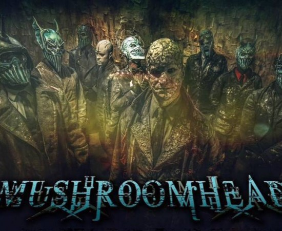 MUSHROOMHEAD with Mortiis – September Mourning – UnSaid Fate – Sylent Vylentz