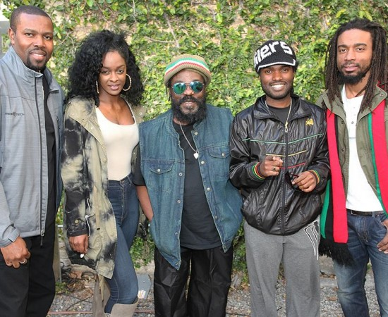 THE WAILERS with Jahmen