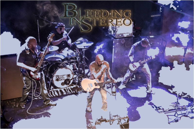 BLEEDING IN STEREO with SoulSwitch – New Day – (N)ception – A Matter Of Honor