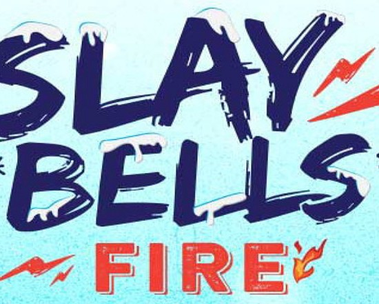 DIGITOUR SLAY BELLS: FIRE with Sam Pottorff – Kenny Holland – Grant Landis – Diegosaurs – Andrew Fontenot – Maddie Welborn and many more…