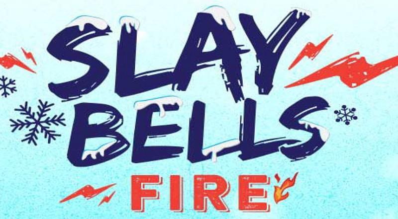 DIGITOUR SLAY BELLS: FIRE featuring Sam Pottorff – Alex Lee – Kenny Holland – Grant Landis – Maddie Welborn – Diegosaurs – Andrew Fontenot – Special Guest: Sammy Wilk & more!